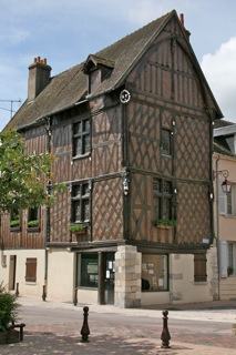Joan of Arc is believed to have spent a night in this house.
